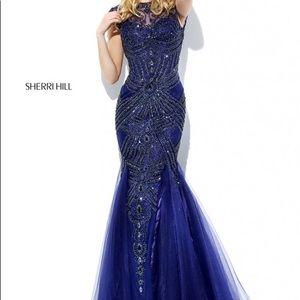 Sherri Hill Prom Dress Size 16